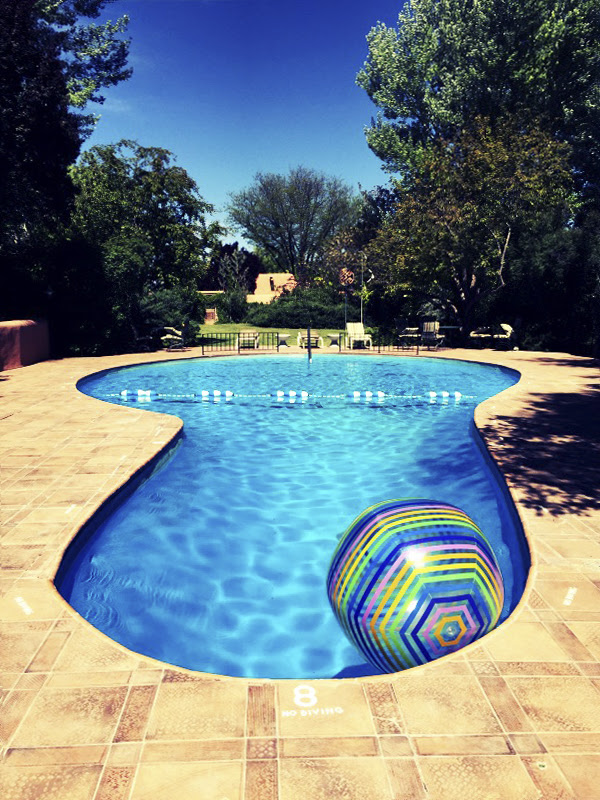 The Rancho Jacona Pool