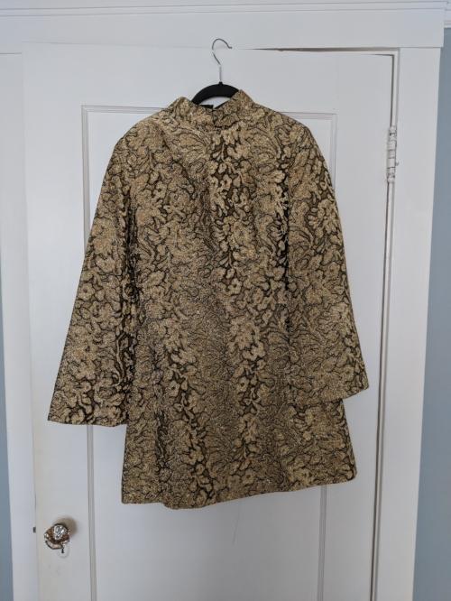 My lovely vintage dress.