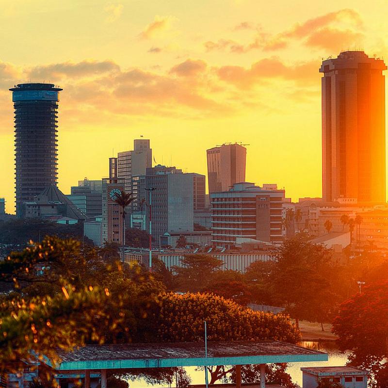 Nairobi - Mar 1 - Mar 30