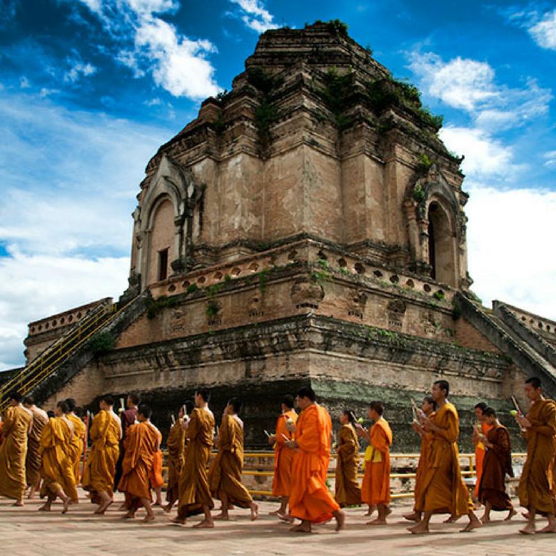 Chiang Mai - Nov 1 - Nov 30