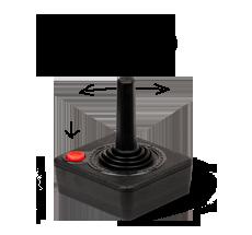 Joystick. plug and play