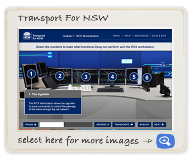 Transport for nsw screen shot