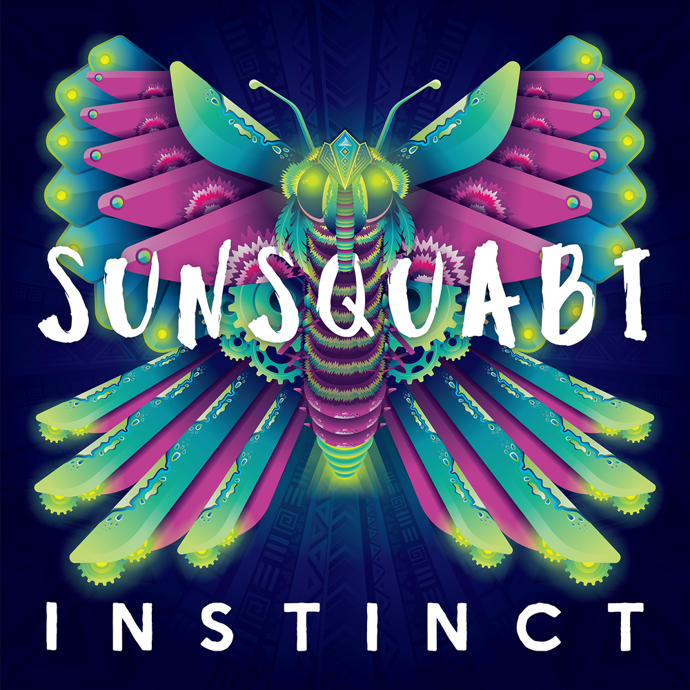 'Instinct' is available now! - Listen/DownloadOrder Vinyl
