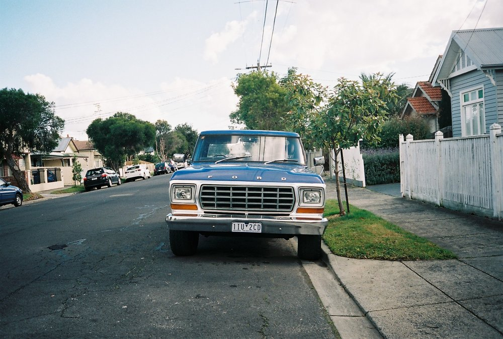 Ford Truck in Thornbury