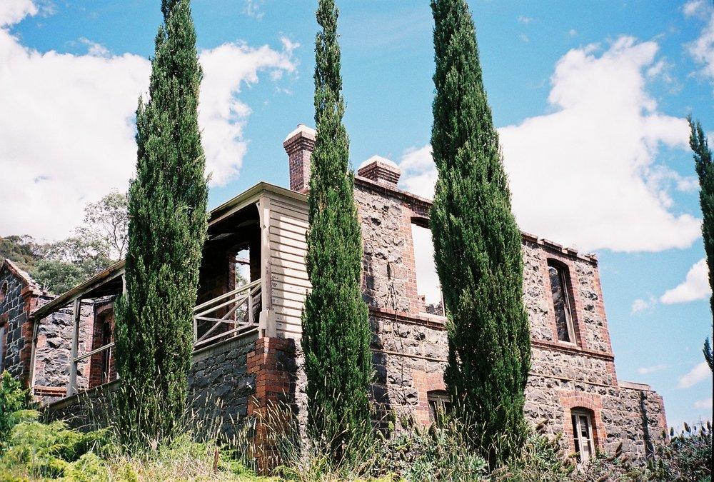 House on the hill (TAS)