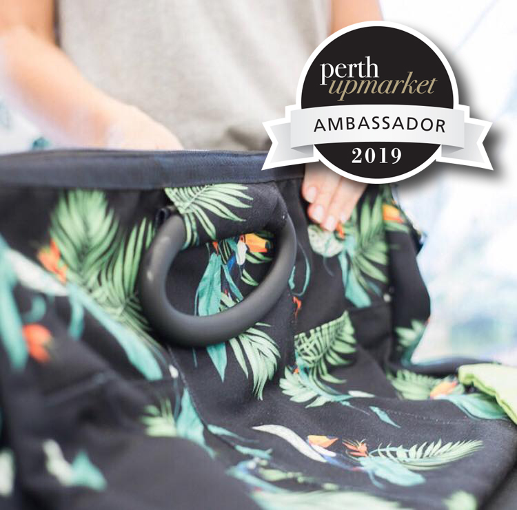 We are proud Perth Upmarket Ambassadors in 2019 - Perth's original and biggest design market.