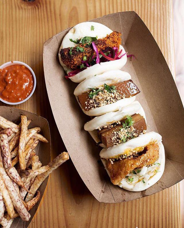 bao haus los angeles | Photo: @cookingwithcocktailrings / kylie mazon