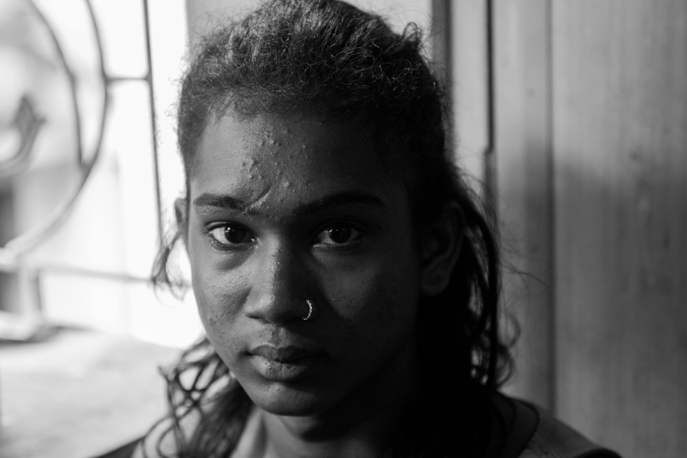 The Indian Census estimates 4.88 million transgender persons to be living in India, and about 30,349 persons belonging to West Bengal, alone.  Many of these women opened up about experiences of sexual exploitation and abuse in all spheres of society. Most commonly, they are haggled on the streets and harassed by people in the locality.