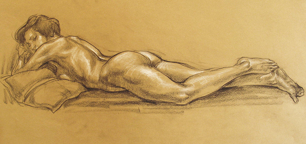 Figure Drawings For Sale