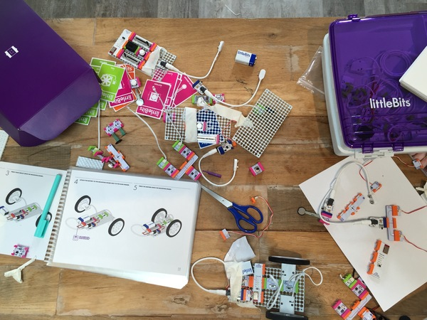 Get your Tech on! - Holidays are always difficult to organise. Not at Tinkertank.