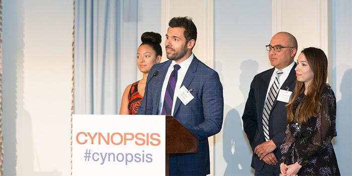 Cynopsis Social Good Awards - Steven Levine.jpg