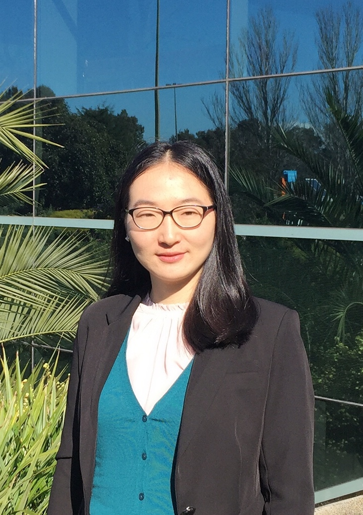 Xiaoying Wang   Postdoctoral Research Officer   RMIT University