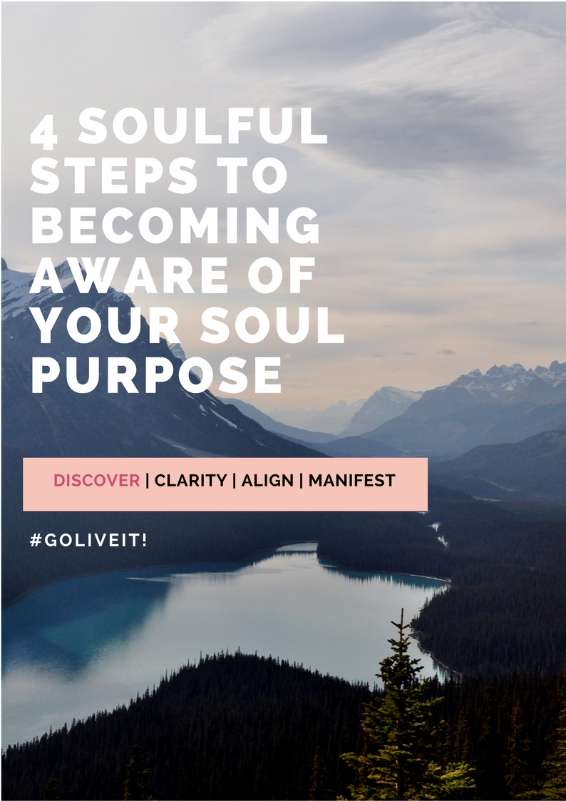 E-book bundle is complete with PDF E-book, video presentation,'Purify & Listen to Your Soul' meditation, exercises and worksheets to support you through your journey to increase your awareness! -
