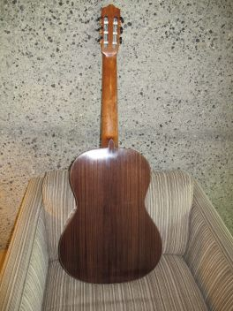 Tybon Wu Guitar, Back