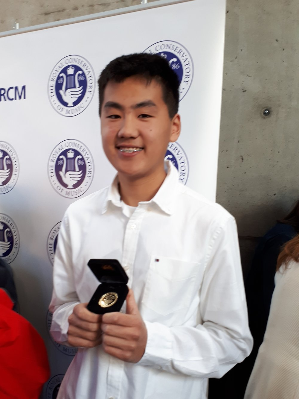 Yifan Hao - RCM Grade 7