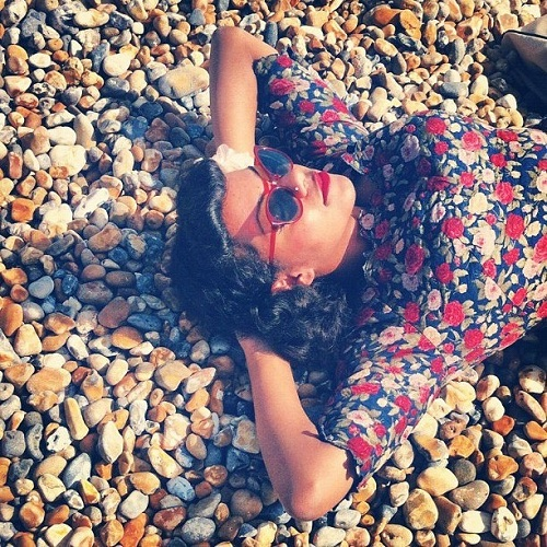 Brighton-beach-photo