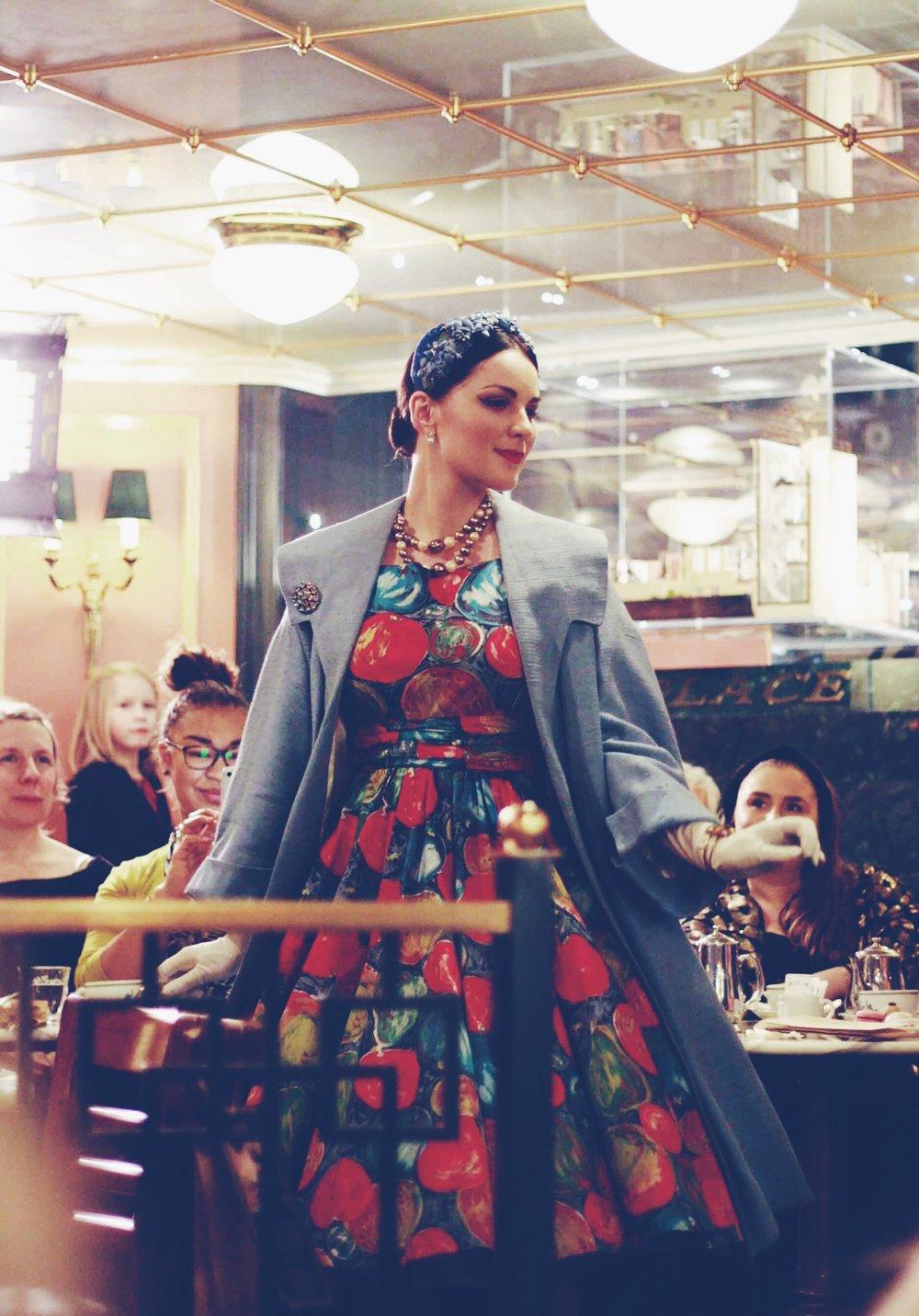 100 års mode på La Glace