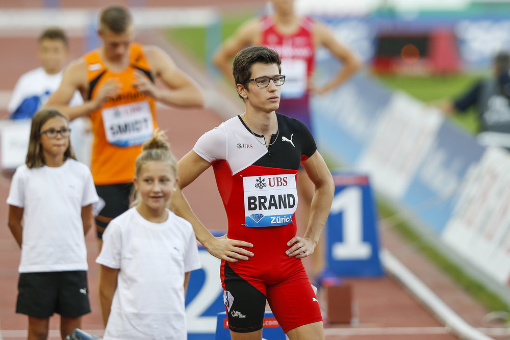 Young Diamonds Challenge Weltklasse Zürich