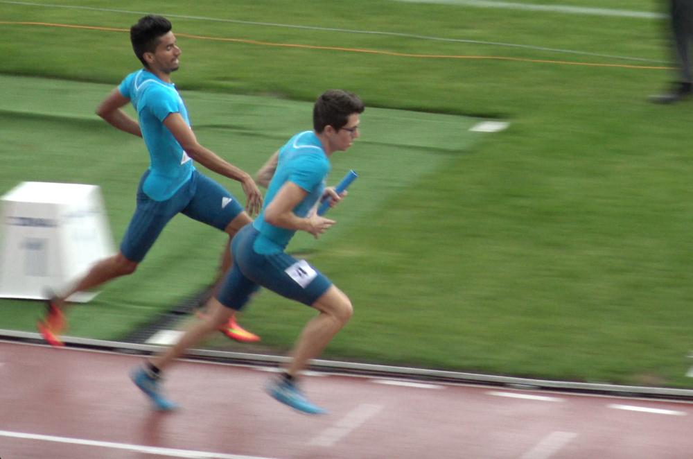 Staffelschweizermeisterschaften Lausanne