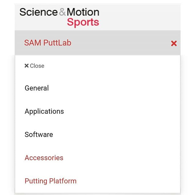 New addition on the @scienceandmotionsports website that we absolutely love! #perfectionplatforms #poweredbysamsports