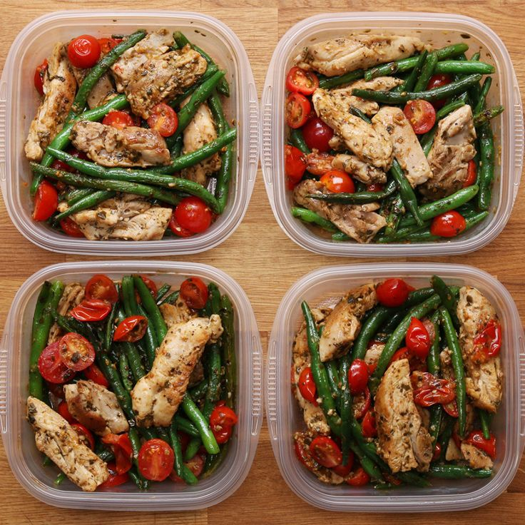 meal prepping package be happy be healthy be yourself