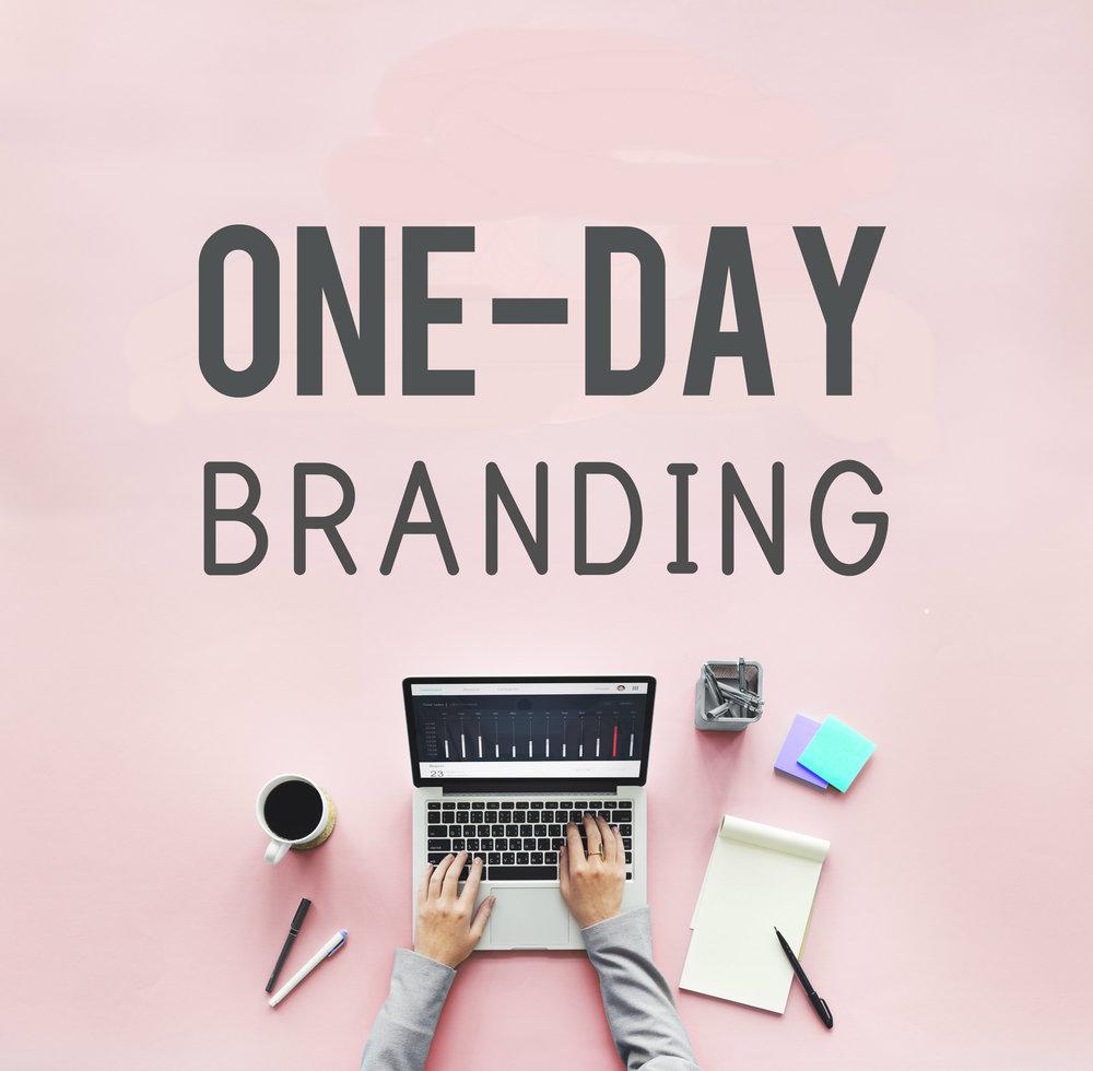 one-day branding