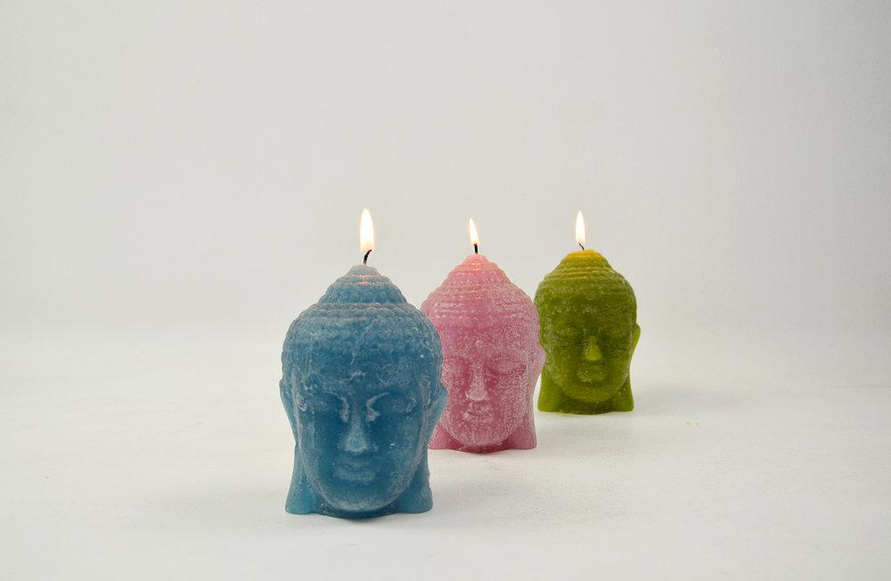 BUDDHA HEAD (SMALL)