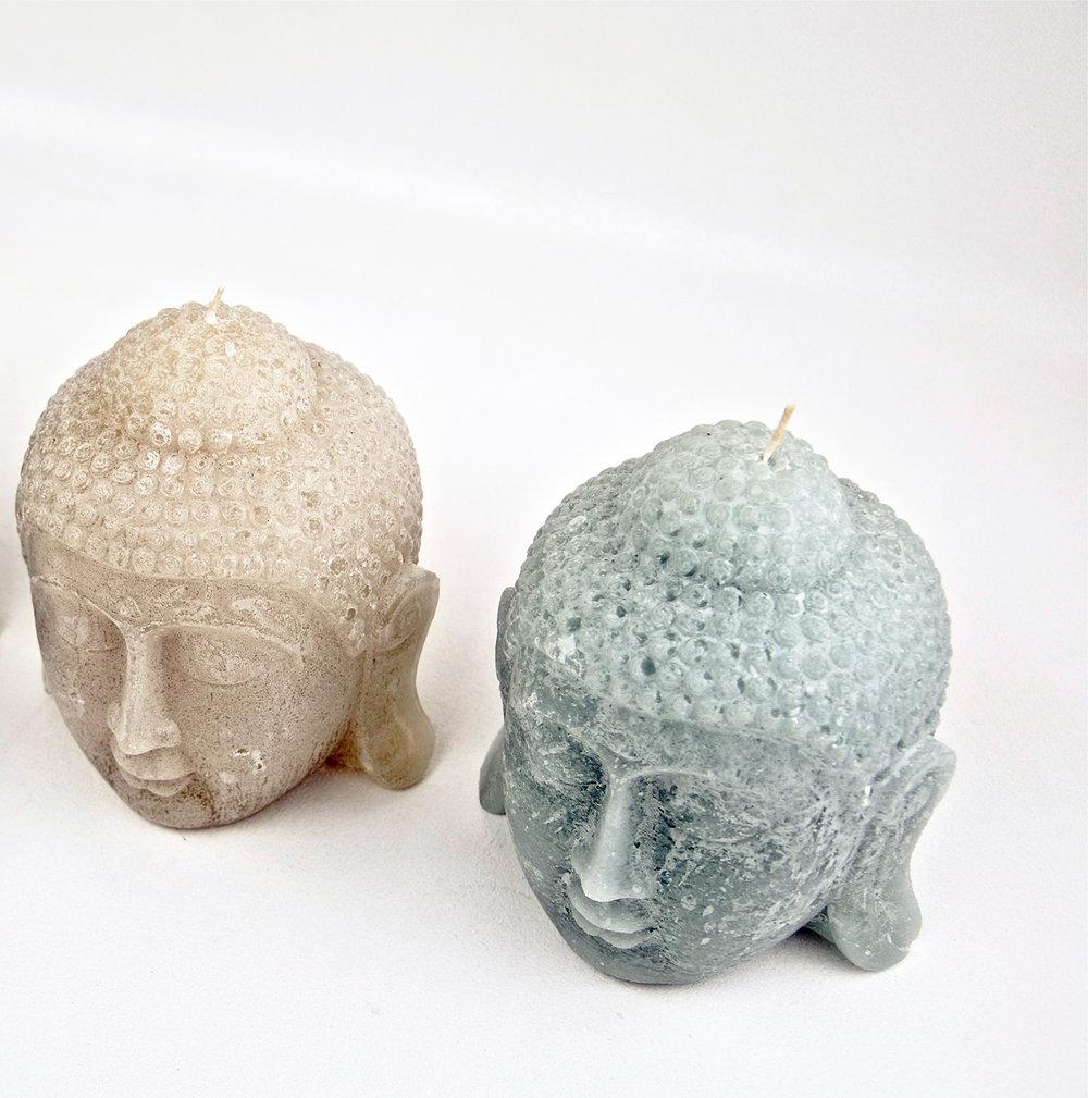 BUDDHA HEAD (LARGE)