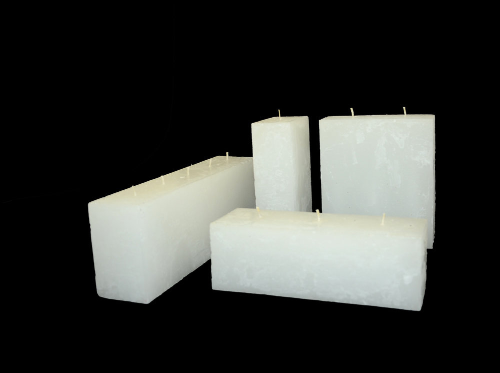 RECTANGULAR CANDLES