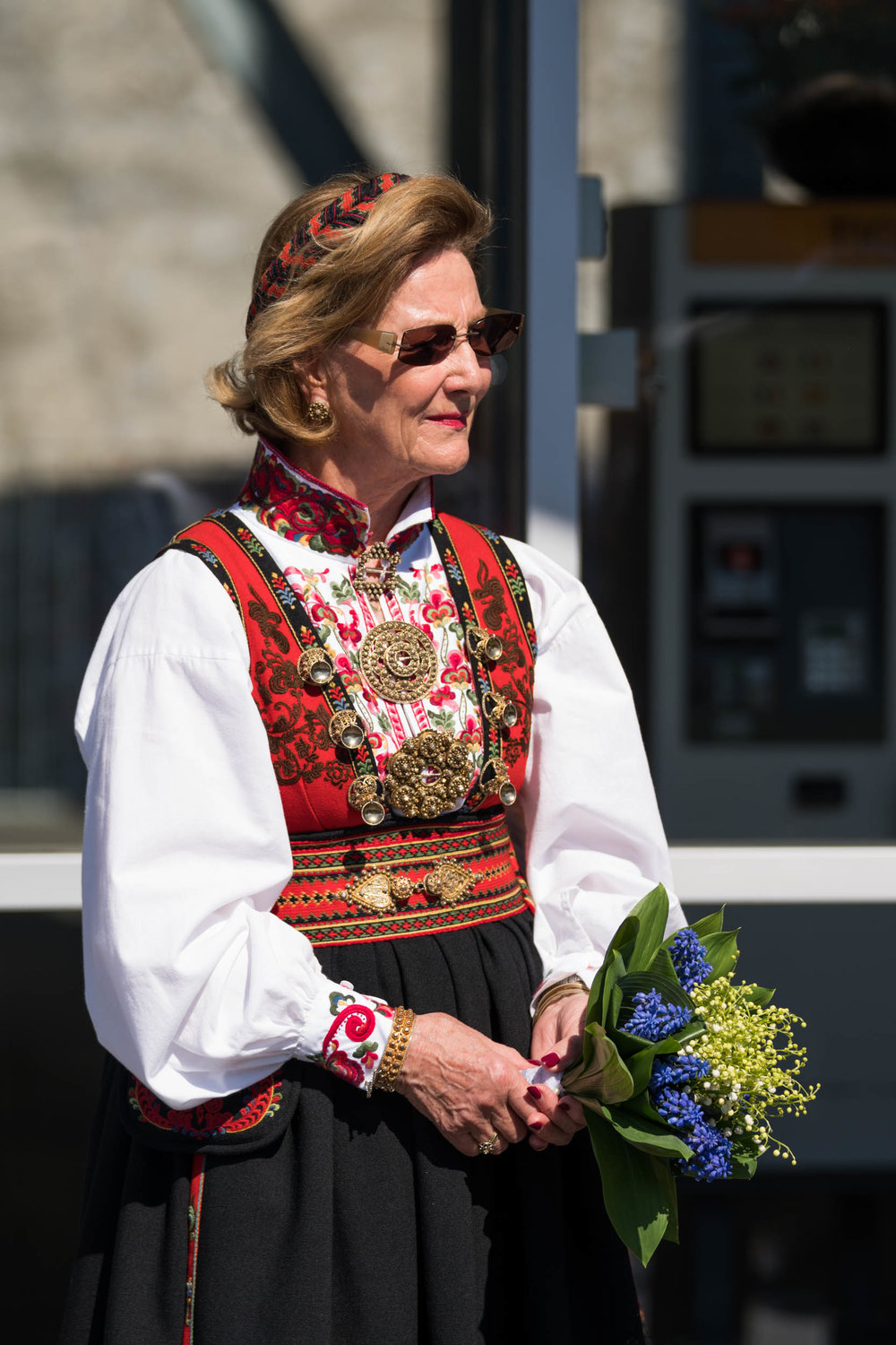 OFFFICIAL OPENING OF LOEN SKYLIFT 20TH OF MAY 2017  Her Majesty, Queen Sonja made the official opening of Loen Skylift.  See photos from this magnificent day.
