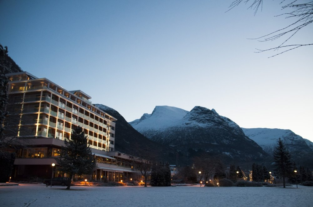Winter in Loen - 2 nights in Hotel Alexandra, with breakfast and dinner and a ride to Mt. Hoven with Loen Skylift.