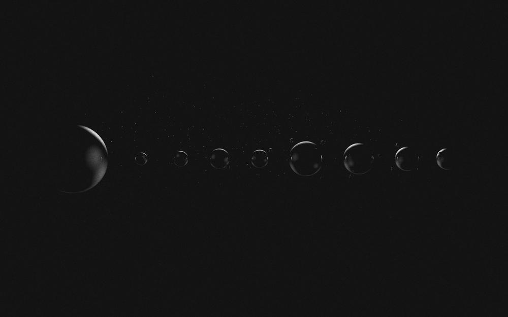 DARK UNIVERSE - — DESIGN