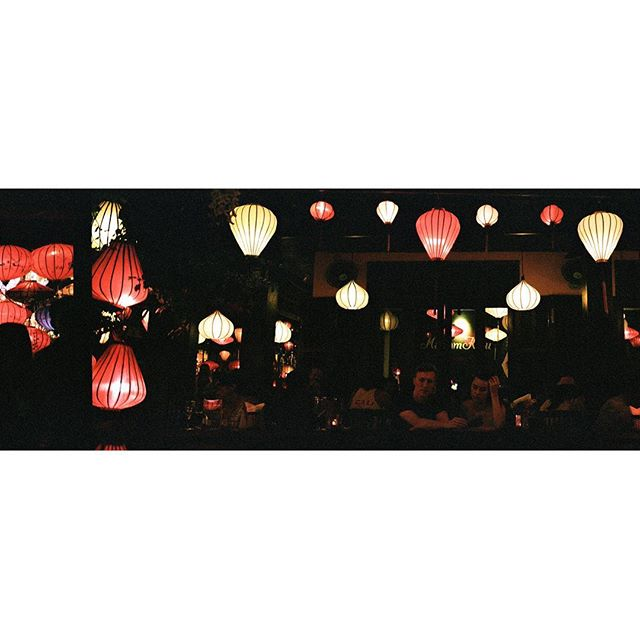 The romantic town filled with lanterns and couples... . . . #hasselblad #hasselbladxpan #xpan #xpanogram #fujifilm #fujisuperia #fujisuperia800 #superia800  #filmnotdead #keepfilmalive #filmphoto #filmphotography #analog #shootfilm #filmfeed #stayandwander #tinkerstreet #imaginarymagnitude #somewhere_travel #paperjournalmag #justgoshoot #oftheafternoon #freshairclub #earthoutdoors #portboxtravel #freshairclub #myspc #streetphoto  #vietnam #hoian