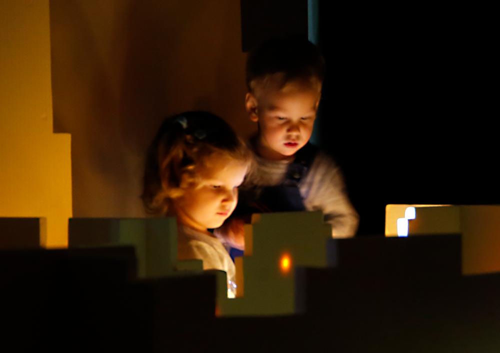 Licht und Schatten - mehr Informationen