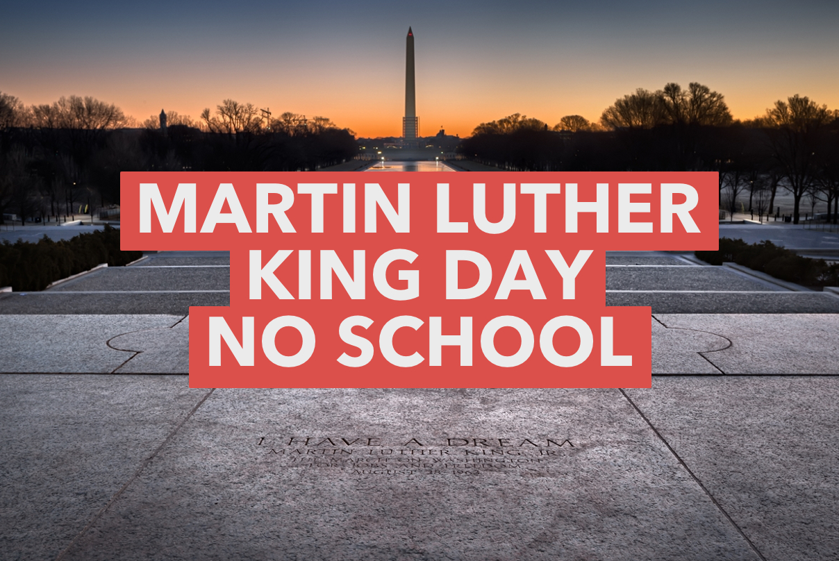 Martin Luther King Day No School Fortune Academy