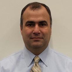 David Anbari, VP and General Manager, Mobile Instrument Service and Repair