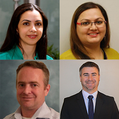 Inhel Rekik, Clinical Engineering Manager, Georgetown University Hospital Priyanka Upendra, Compliance Manager, Intermountain Healthcare, Benjamin Larson, Informatics Specialist, Atlantic Health System Greg Scott, Director of Integrated Systems Management, Renovo Solutions