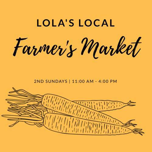 Sunday's Farmers Market - Weather or not (pun intended) we will be at Lola's Saloon with our fresh produce with other local Fort Worth vendors listening to live music, a yoga workshop by New Leaf Yoga, and enjoying the Sunday sunshine (hopefully).