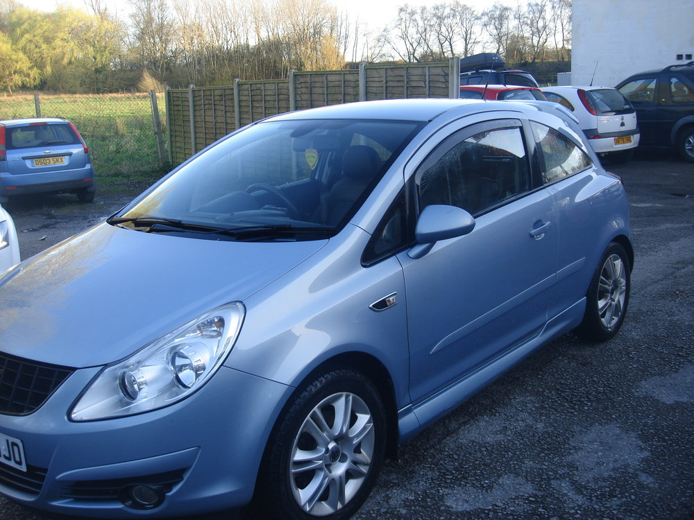 Vauxhall Corsa 1 3 Citi Greenfield Motors Ltd
