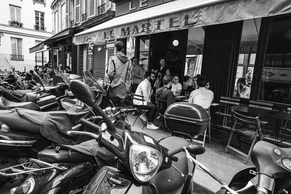 Rue Martel, Paris X
