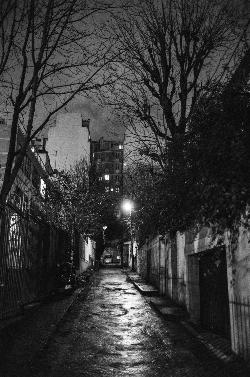 Cit� Jandelle, Paris XIX