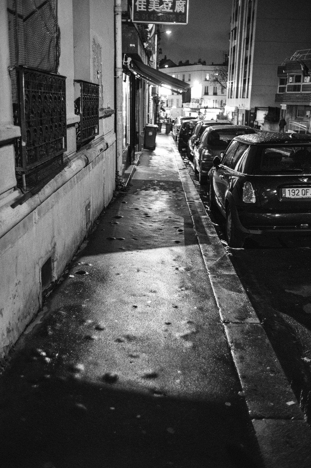 Rue Rampal, Paris XIX