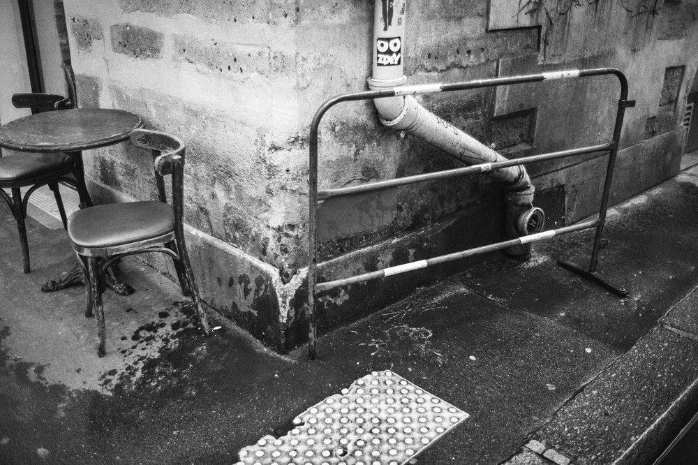 Rue Saint-Martin, Paris III