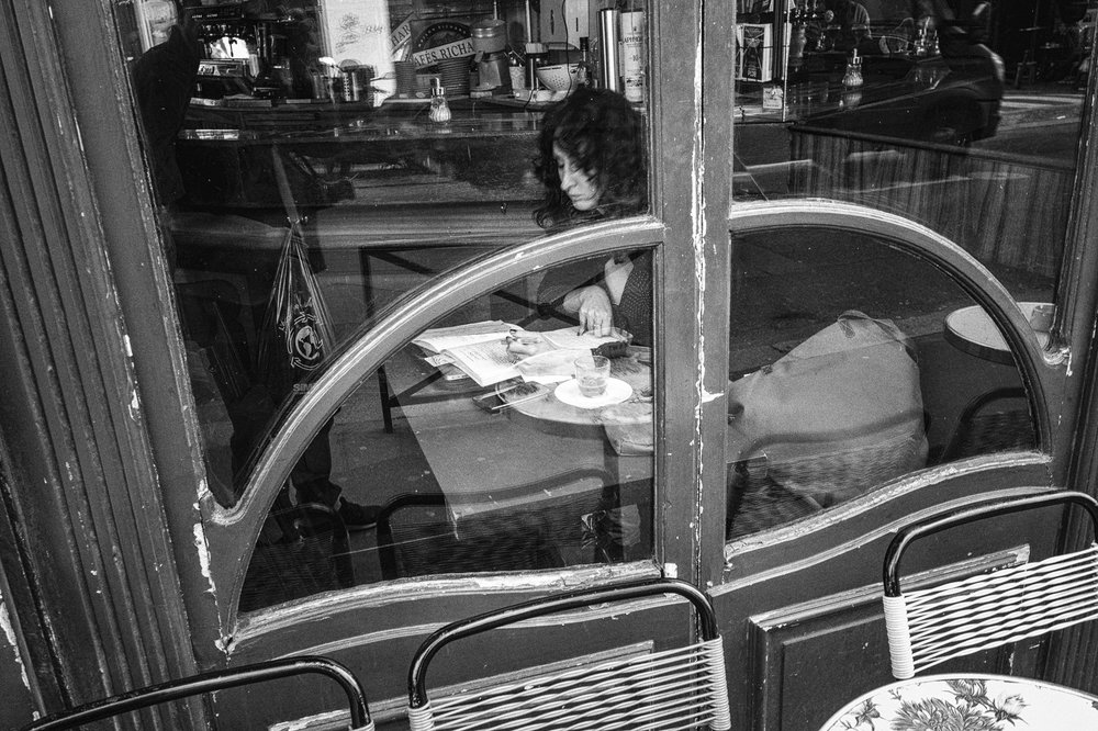 Rue de Belleville, Paris XX