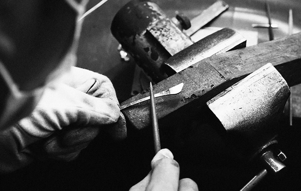 - Immersed in the retail and distribution of eyewear for over half a century, we extended our expertise into the production of modern luxury eyewear using precious metals and age old traditional methods.