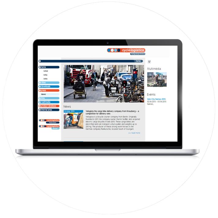EU Cycle Logistics Program