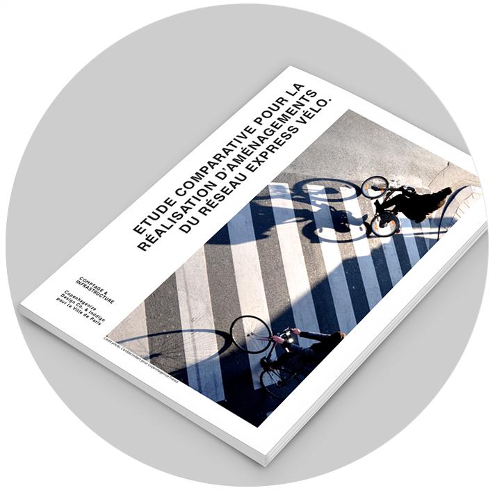 Paris Express Cycle Network Analysis