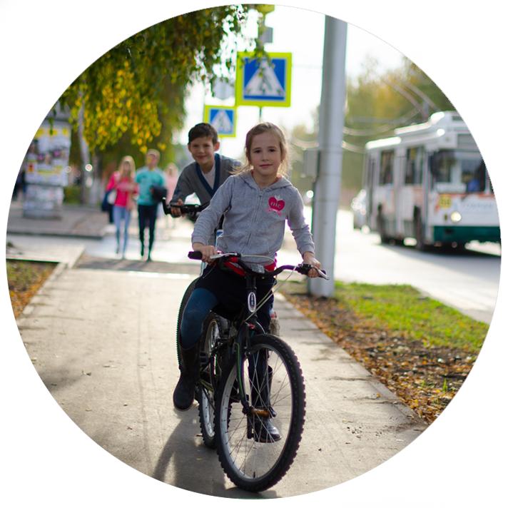 Almetyevsk Bicycle Strategy