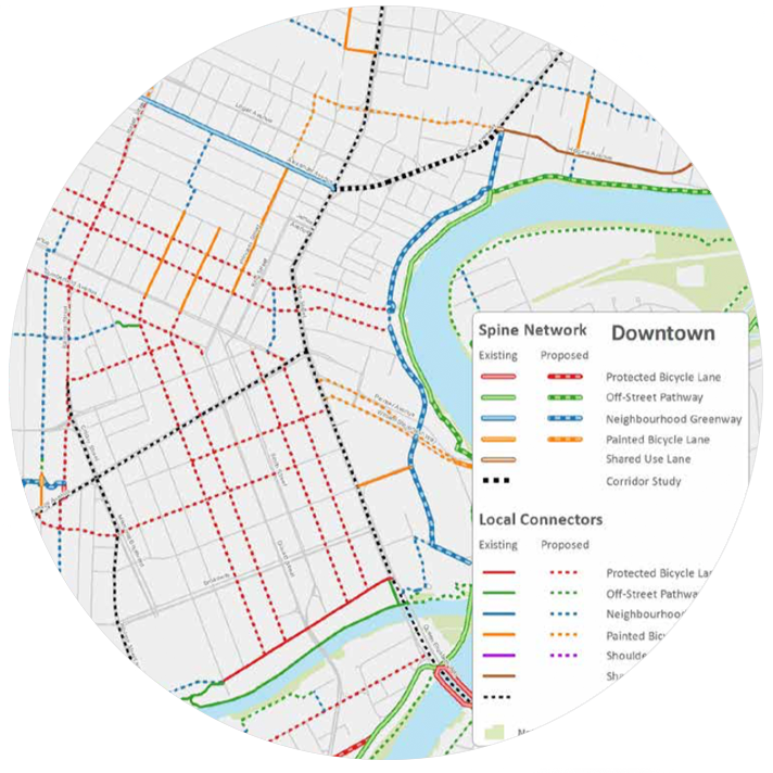 Winnipeg Pedestrian and Cycling Strategy