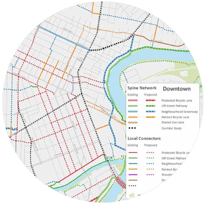 Winnipeg Pedestrian and Cycling Strategy